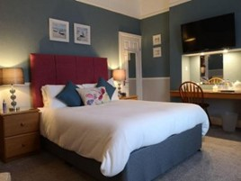 The Harmoney Guest House Zimmer